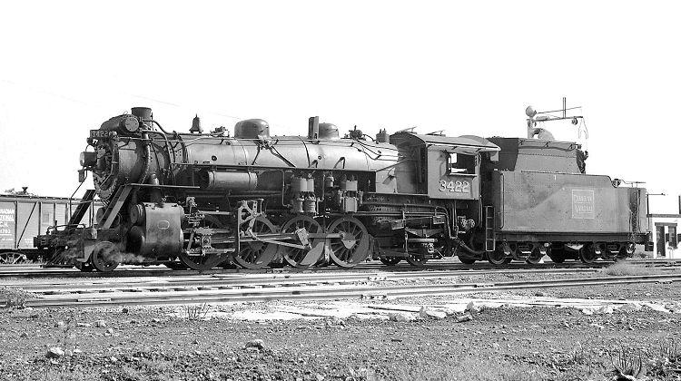 Vintage Rock Island Line Train Engine C