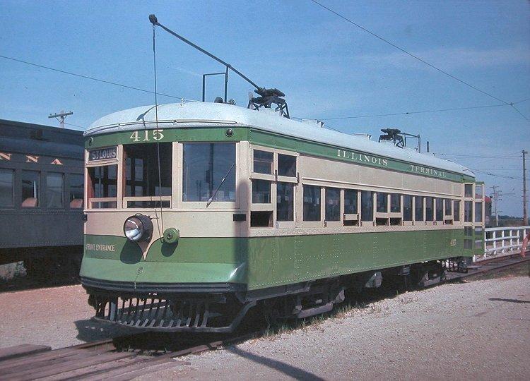 Richard Leonard's Electric Rail Miscellany - Illinois
