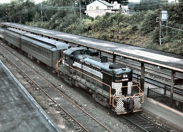 Image result for New York Central RS-3
