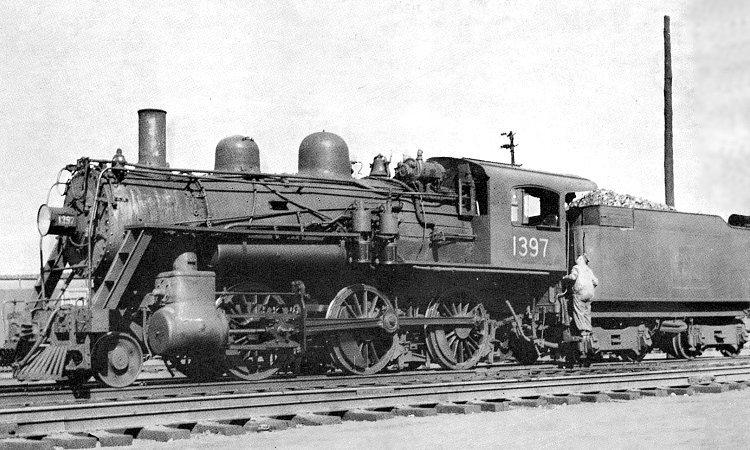 Long Island Steam Train