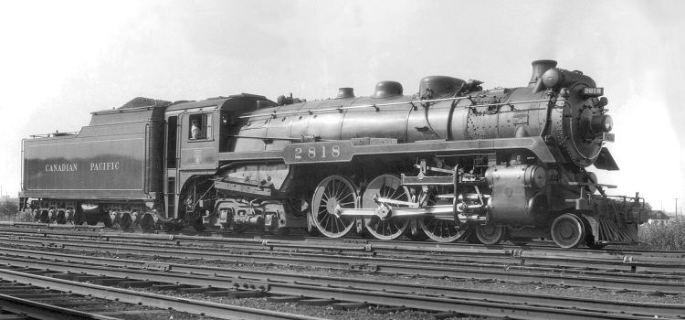 Image result for canadian pacific hudson 4-6-4