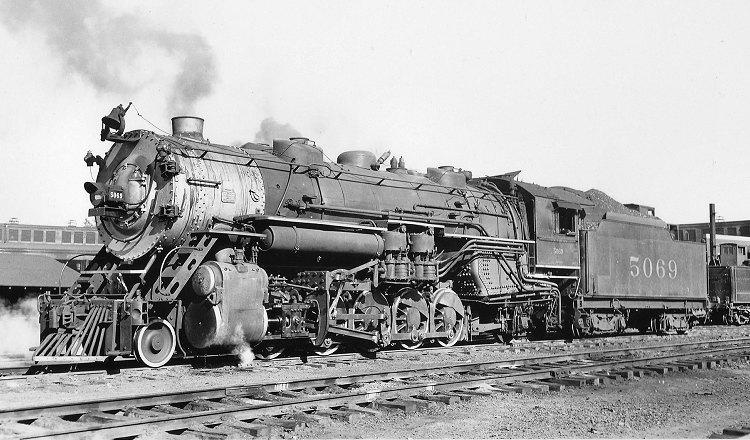 Richard Leonard's Random Steam Photo Collection -- Southern ...