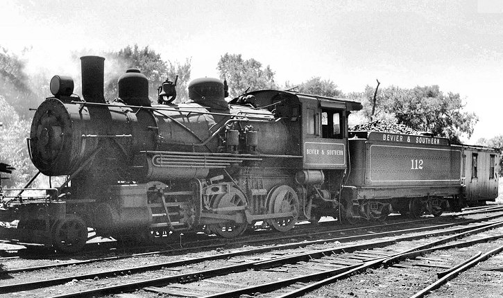Richard Leonard's Steam Locomotive Archive - Miscellaneous
