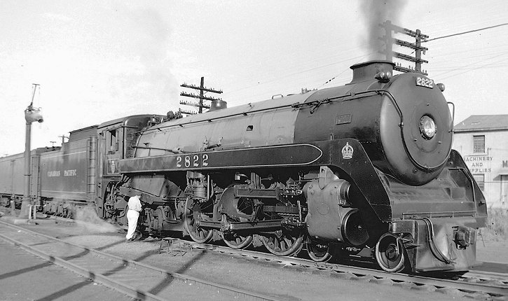 Richard Leonard's Steam Locomotive Archive - Canadian
