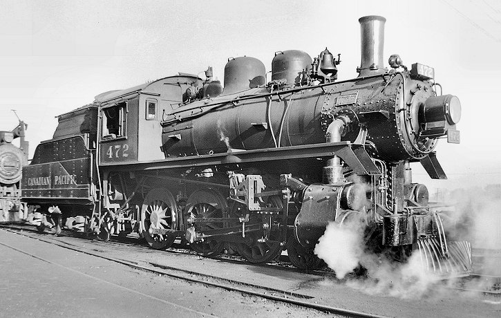 Richard Leonard S Steam Locomotive Archive Canadian