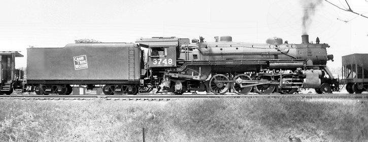 Richard Leonard's Steam Locomotive Archive - Grand Trunk Western