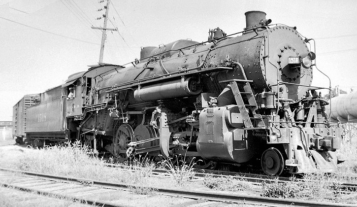 Richard Leonard's Steam Locomotive Archive - Illinois Central
