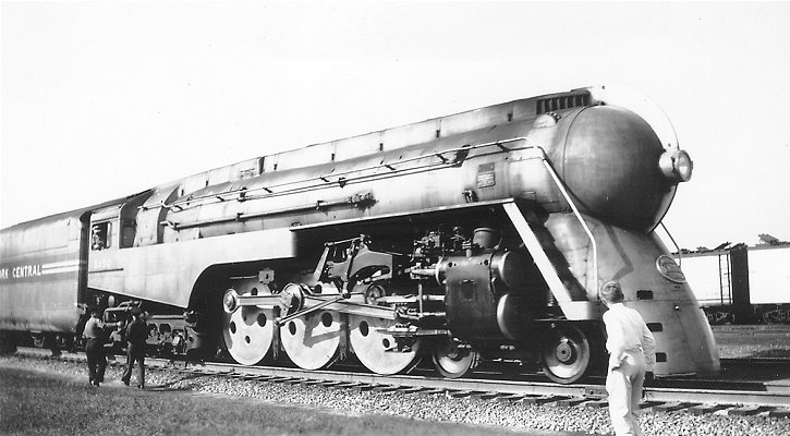 Richard Leonard's Steam Locomotive Archive - New York