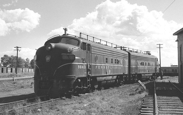 Richard Leonard S Vintage Diesel Miscellany Pennsylvania
